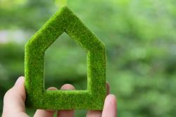 Putzarbeiten mit ökologischen Baustoffen