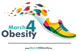 March4Obesity startet am Welt-Adipositas-Tag (4.3.2021)