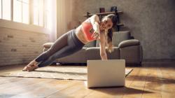 Home Fitness braucht starkes WLAN