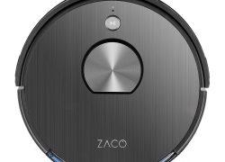 ZACO A10 – Smart Saugen und Wischen mit Laser-Präzision