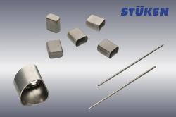 Neue Möglichkeiten mit Titan-Tiefziehtechnik von STÜKEN