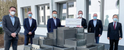 Schukat electronic spendet 61.800 Euro an Hilfsorganisationen