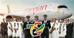 Ethiopian Airlines feiert 75-jähriges Bestehen