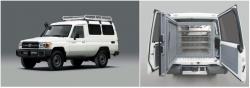 B Medical Systems und Toyota präsentieren weltweit erstes von der…