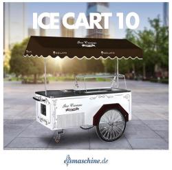 Eisfahrrad oder Eiswagen – der Trend geht zum TO GO…