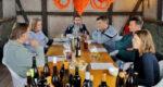 Bislang größte Orange Wine Verkostung in Deutschland