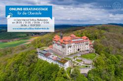 Online-Beratungstage für die Oberstufe im Lietz Internat Schloss Bieberstein (Ende Mai bis Anfang Juli 2021)