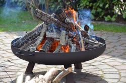 Feuerschalen: gemütlich, aber gefährlich