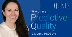 Predictive Quality – mit Data Analytics Produktionsprozesse optimieren