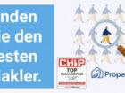 Beste Makler / TOP-Makler CHIP bringt durch neue TOP-Makler Auszeichnung…