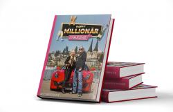 PRESSEMITTEILUNG! Buchpremiere HAPPY MILLIONÄR