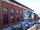 Von Eisenbahn-Nostalgie und Hochgeschwindigkeitszügen: Die Hauptstadtregion der USA auf Schienen…