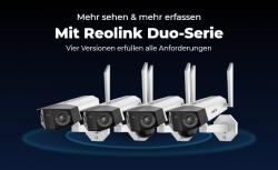 Reolink Duo-Serie ist endlich mit 15% Rabatt & Gratisgeschenk da!…