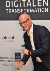 """eprimo wird als """"Champion der Digitalen Transformation"""" ausgezeichnet"""