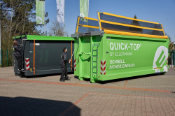 Quick Top – Containerabdeckung von Ellermann Ganderkesee
