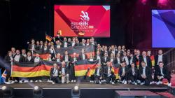 Deutsche Top-Fachkräfte überzeugen bei Europameisterschaft der Berufe mit Spitzenleistungen